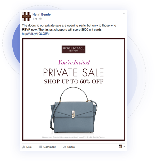 Case henribendel marketing